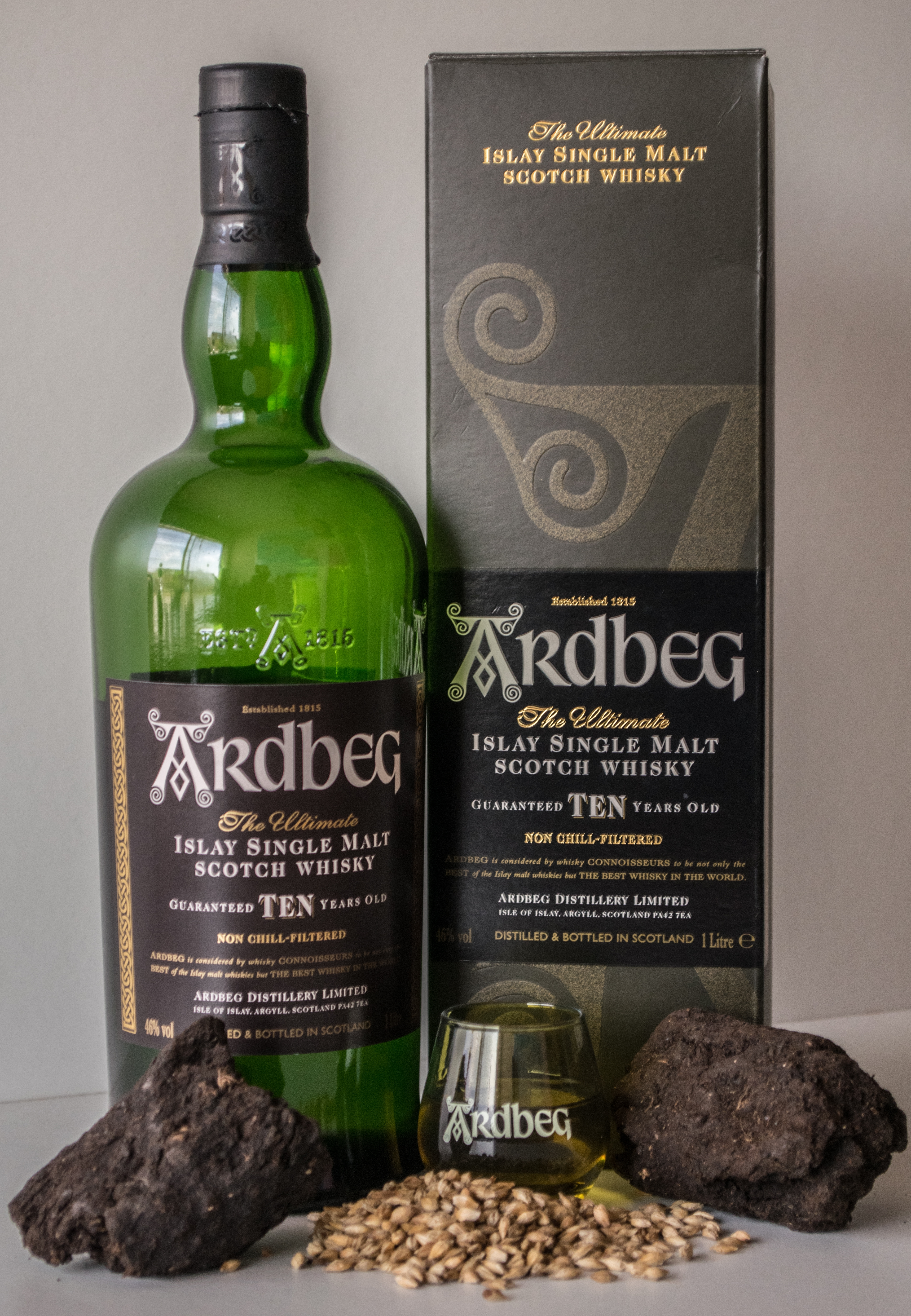 Ardbeg 10 year old review