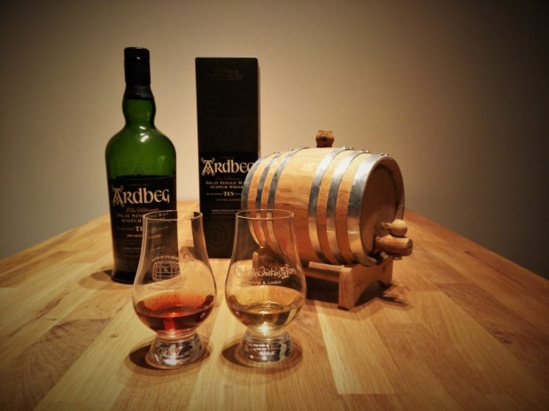 Ardbeg Port Finish 01