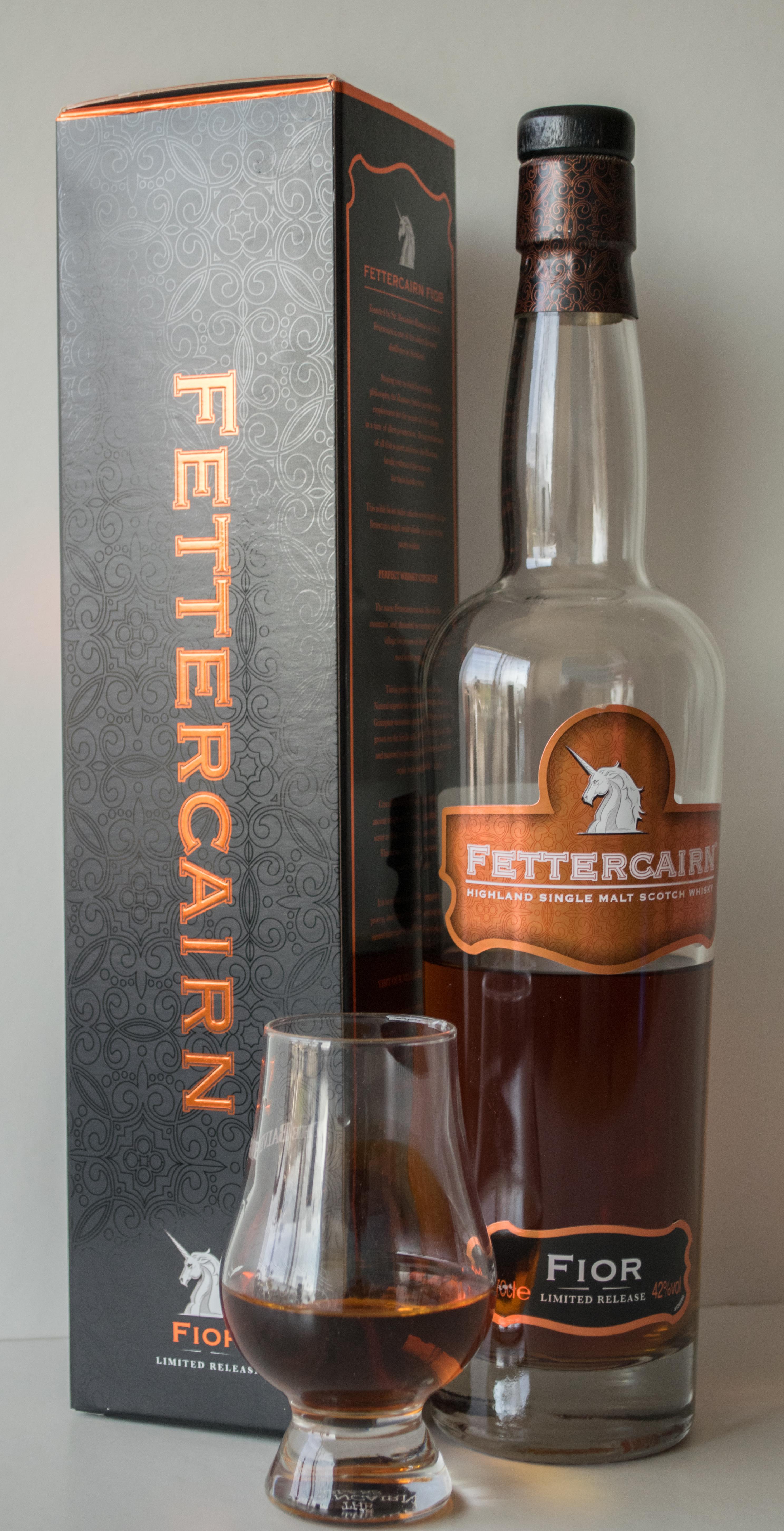 Fettercairn Fior review