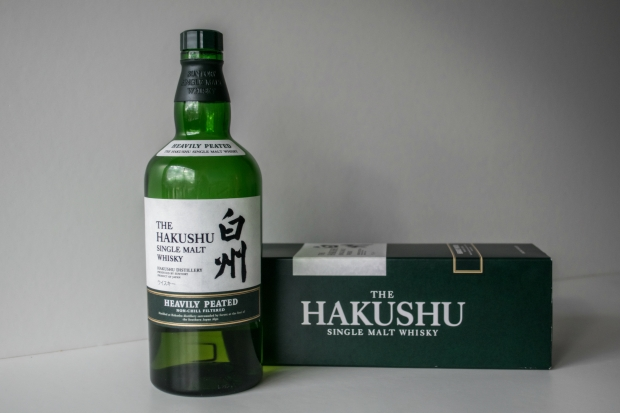 Hakushu Heavily Peated 02