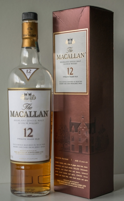 Macallan Sherry Oak Review