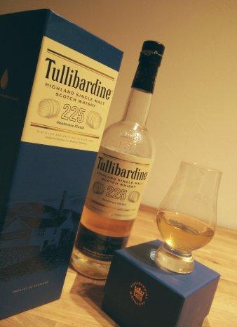 Tullibardine Sauternes Finish