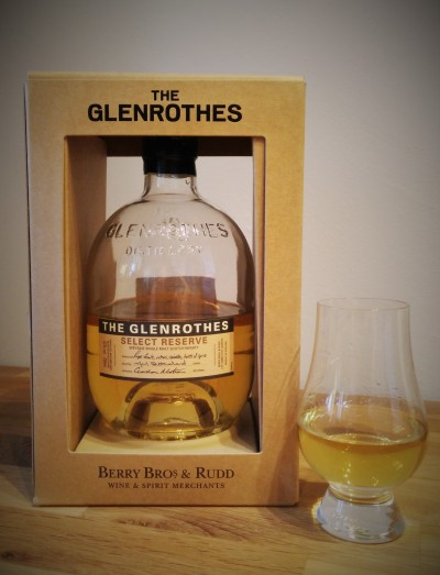 Glenrothes Select Reserve Review