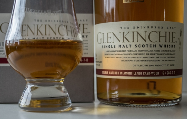 Glenkinchie Distiller's Edition Review