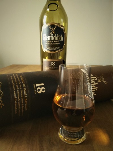 Glenfiddich 18 year old 01