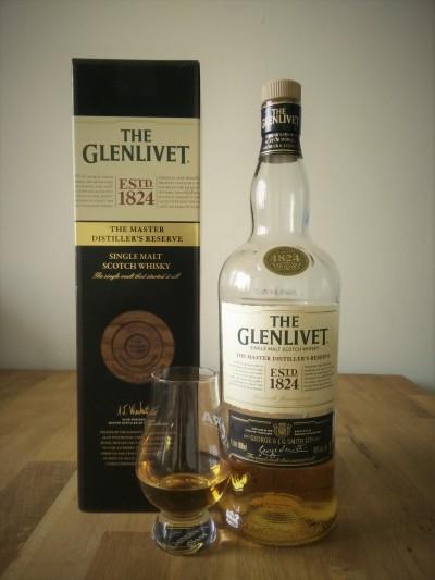 Glenlivet Master Distiller's Reserve 01