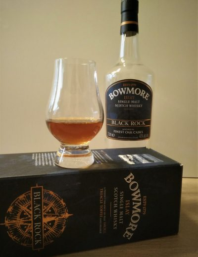 Bowmore Black Rock Review