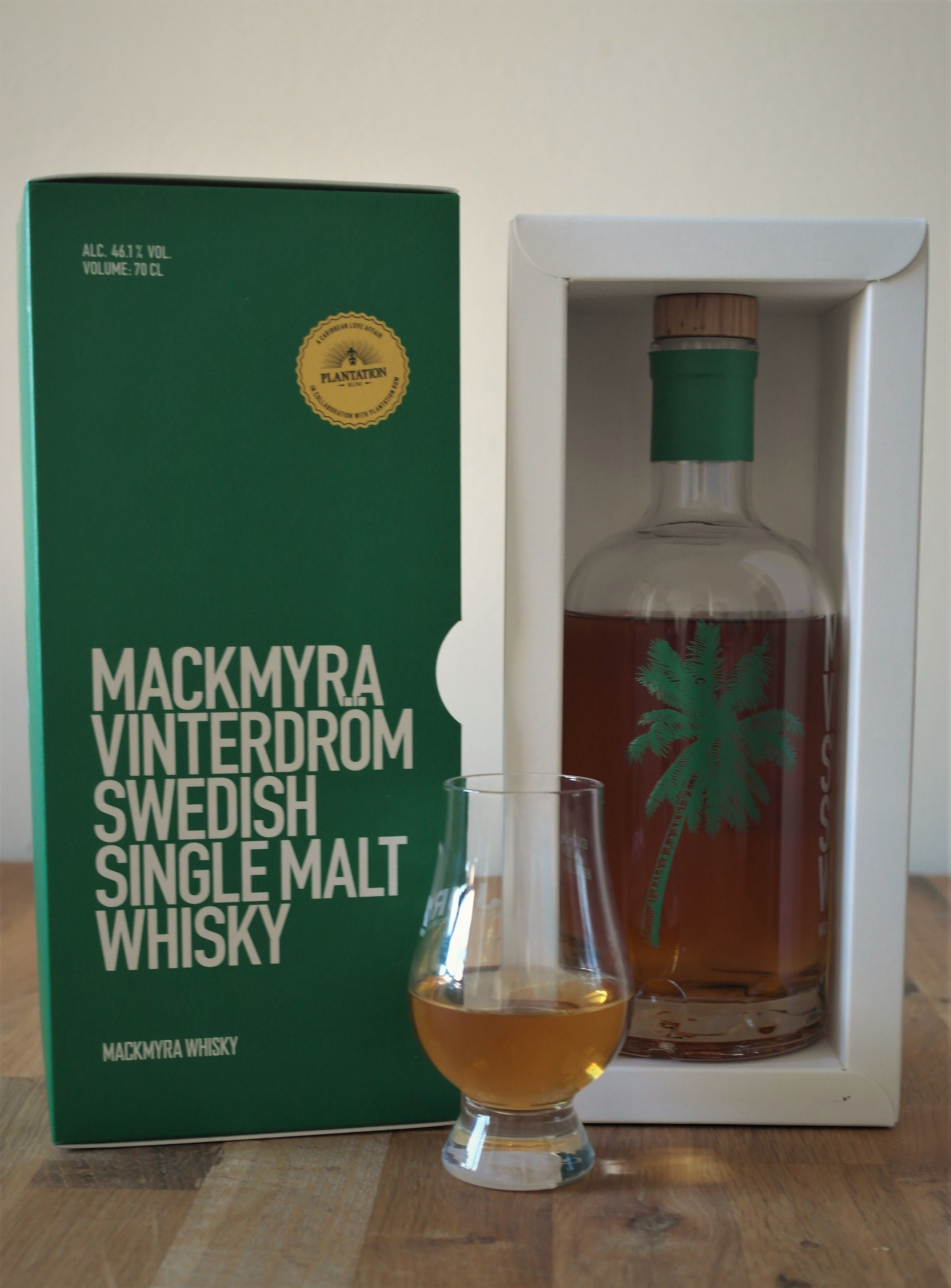 Mackmyra Vinterdröm Review