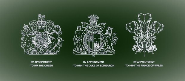 By Appointment To - Royal Warrant