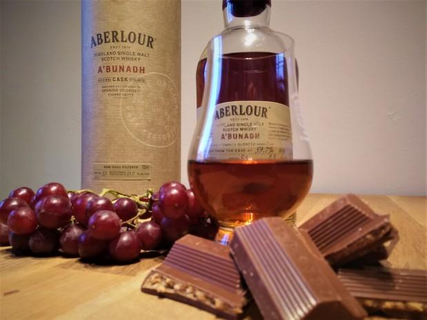 Aberlour A'Bunadh review