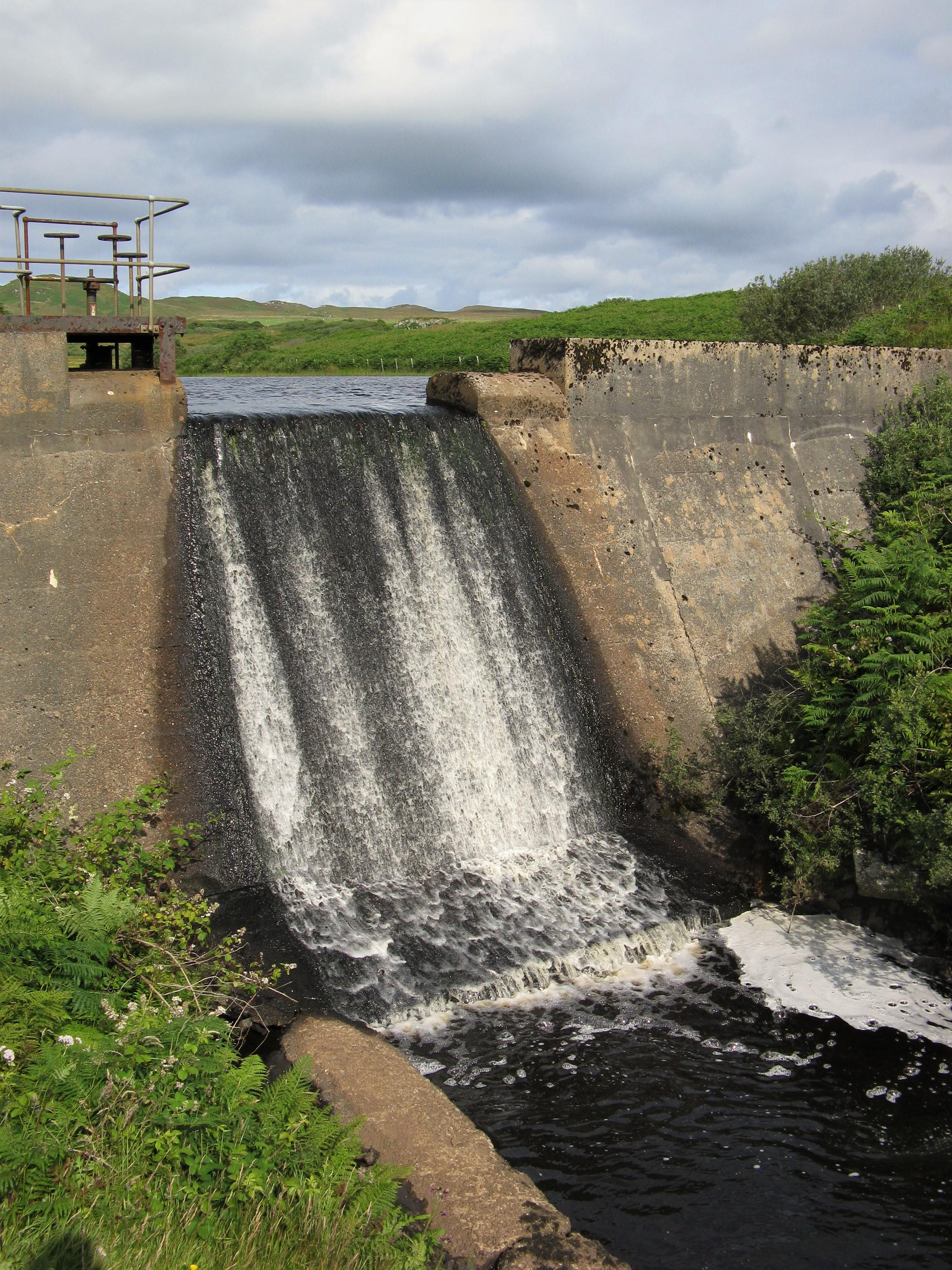 Kilbride Dam