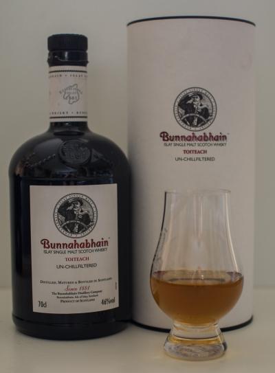 Bunnahabhain Toiteach 01