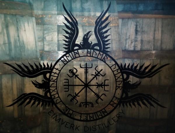 Eimverk Distillery Logo