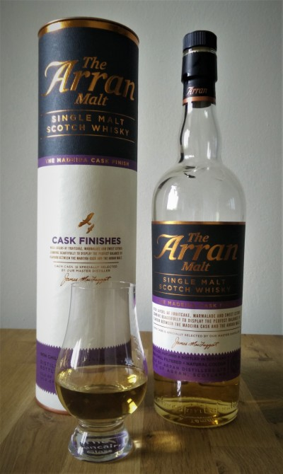 Arran Madeira Cask Finish 01