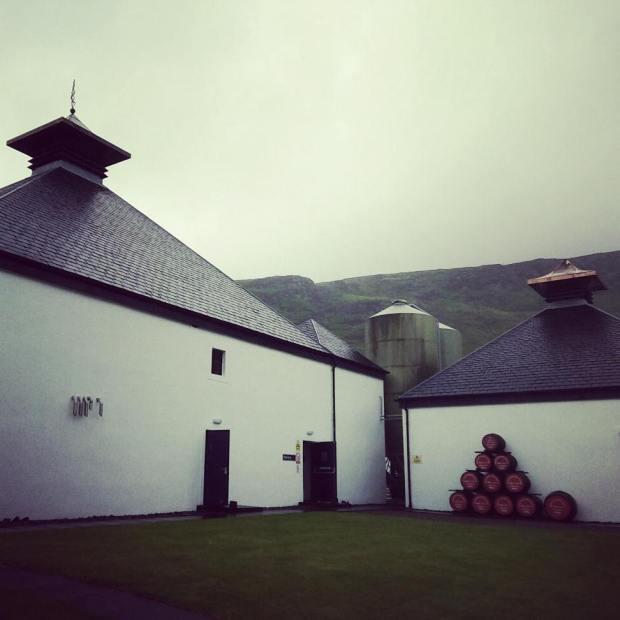 Arran Whisky Distillery 02