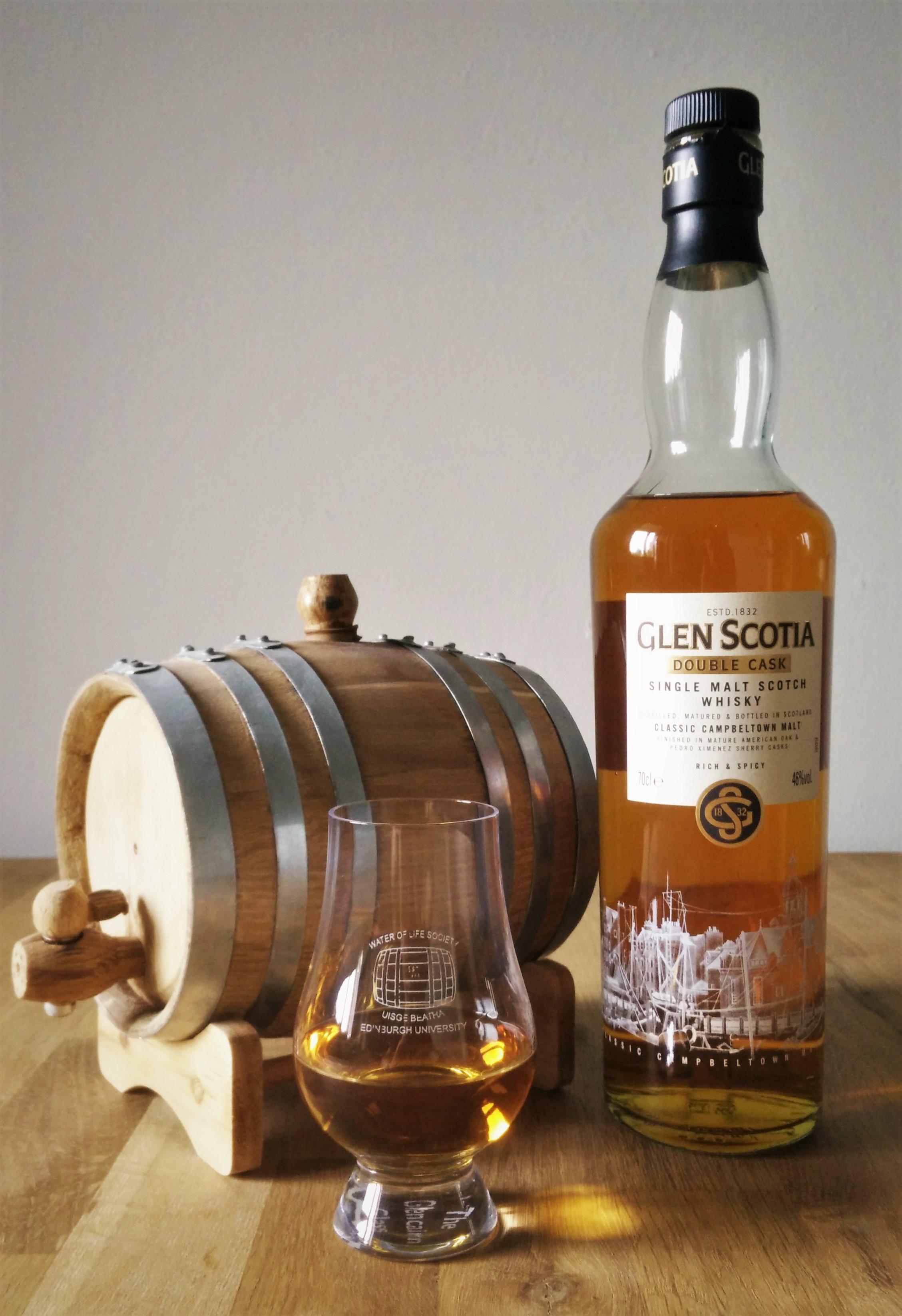 Glen Scotia Double Cask 01