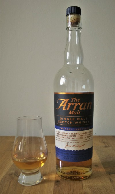 Arran Port Cask Finish 01