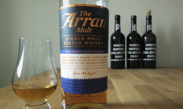 Arran Port Cask Finish 02