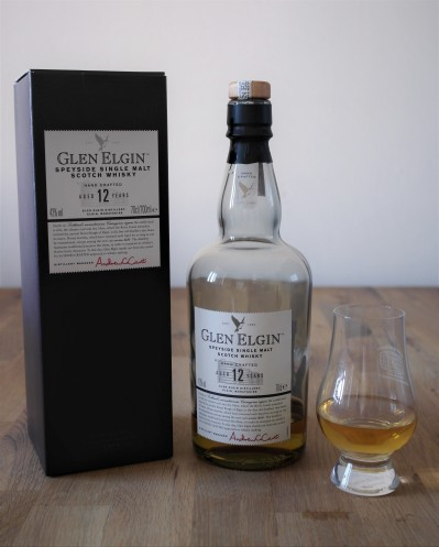 Glen Elgin 12 year old review