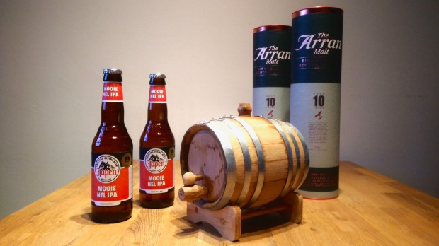 Age Your Own Whisky - Arran IPA Cask 01