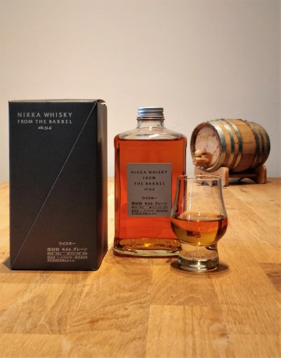 Nikka From the Barrel 01