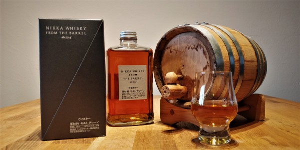 Nikka From the Barrel 02