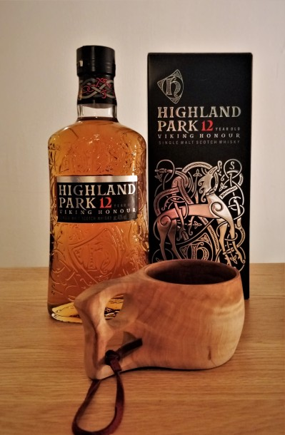 Highland Park 12 year old - Viking Honour
