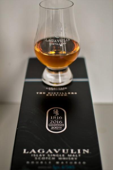 Lagavulin Distillers Edition 01