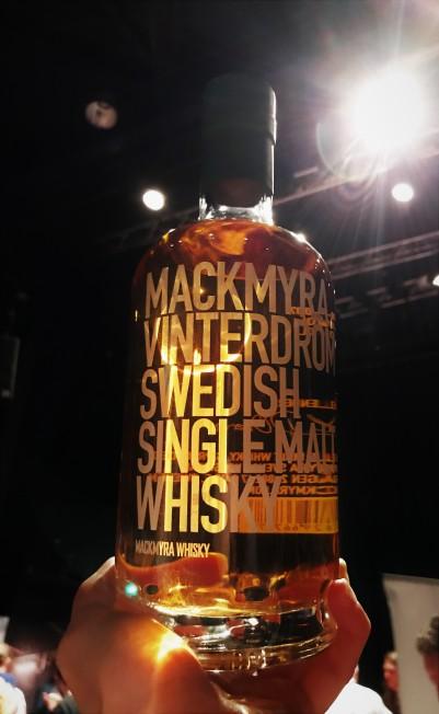 Mackmyra Skördetid Review