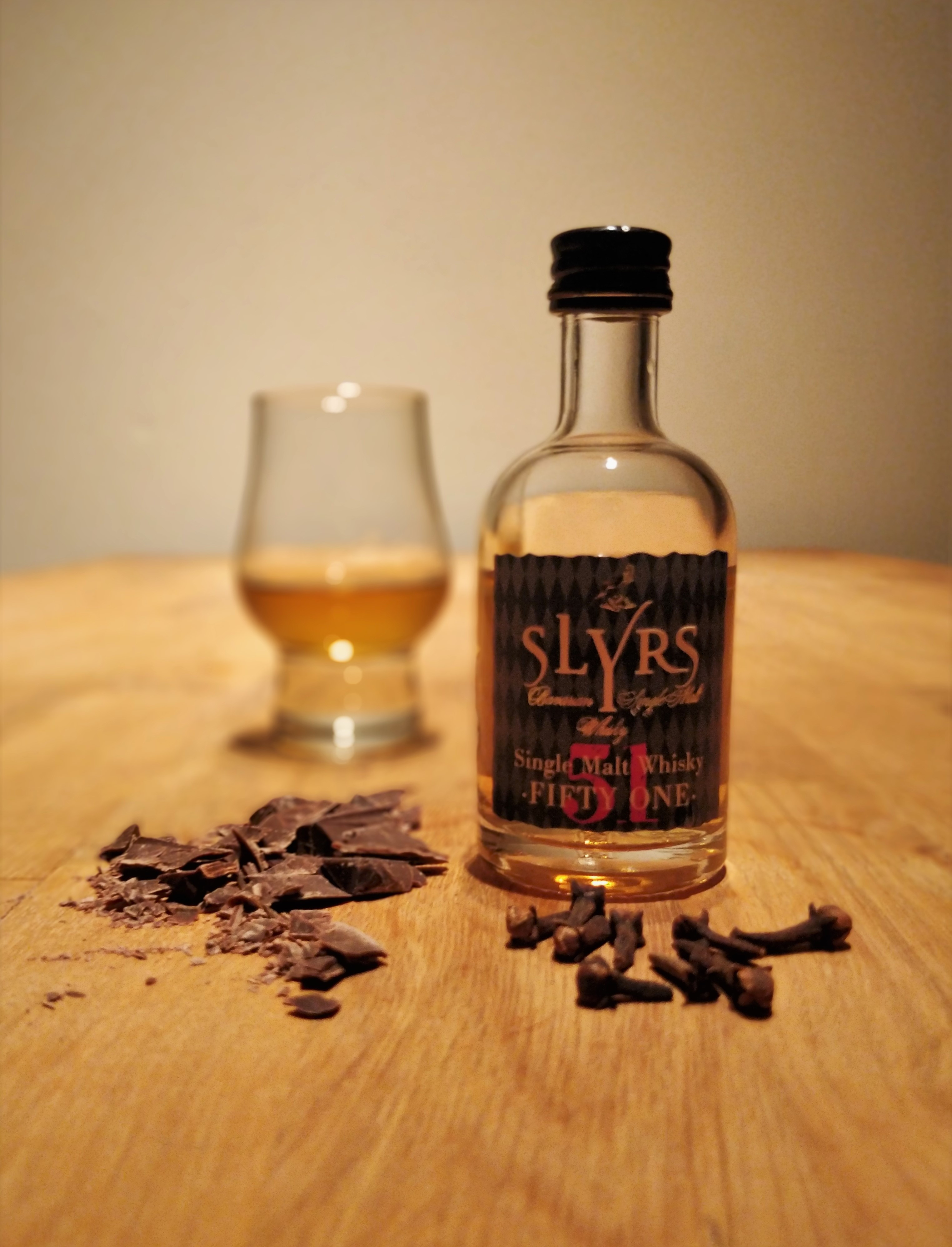 Slyrs Fifty One Review