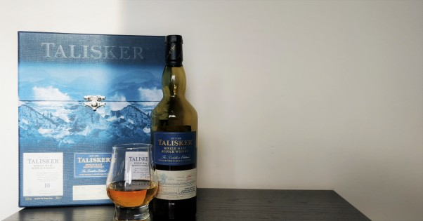 Talisker Distillers Edition Review