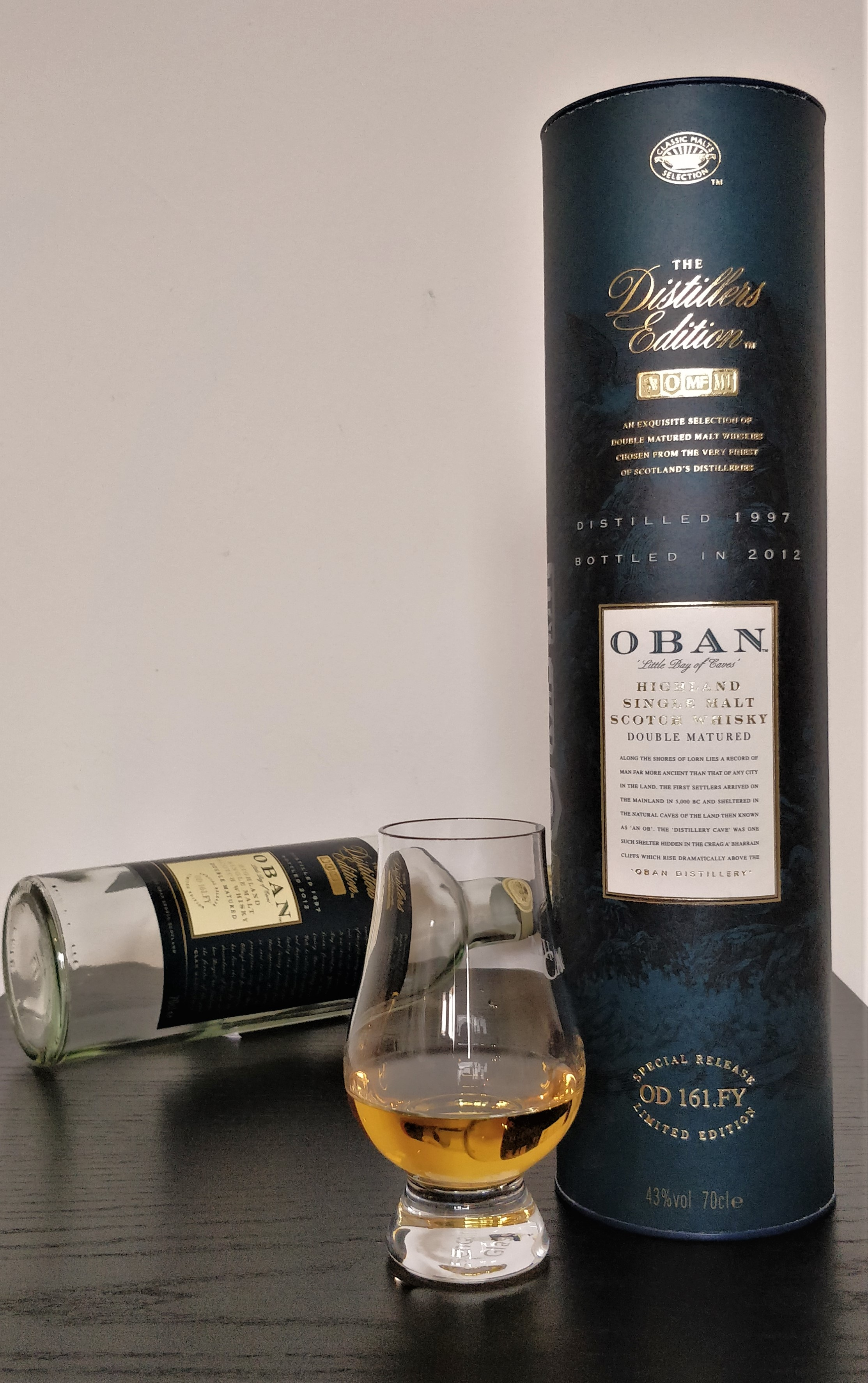 Oban Distillers Edition Review