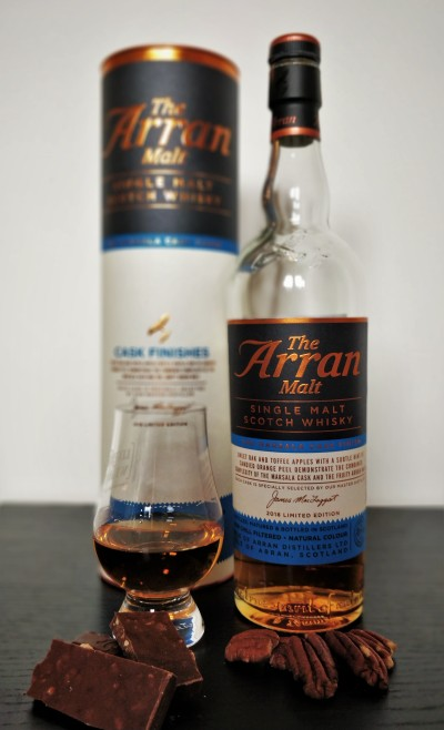 Arran Marsala Cask Review