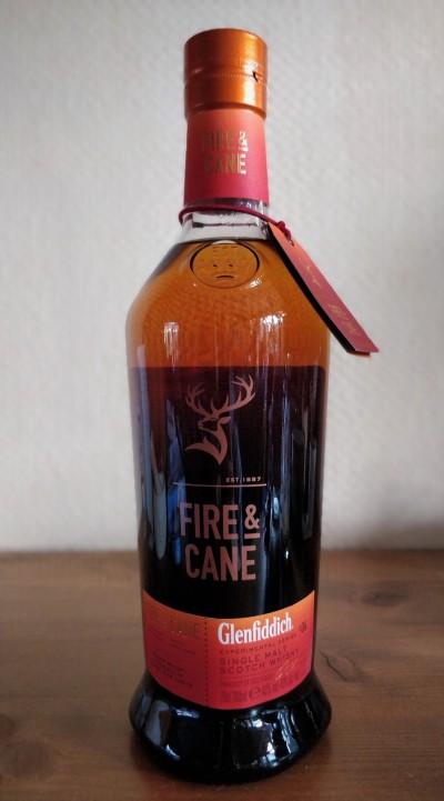 Glenfiddich Fire Cane