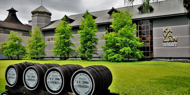 Kavalan Distillery 01