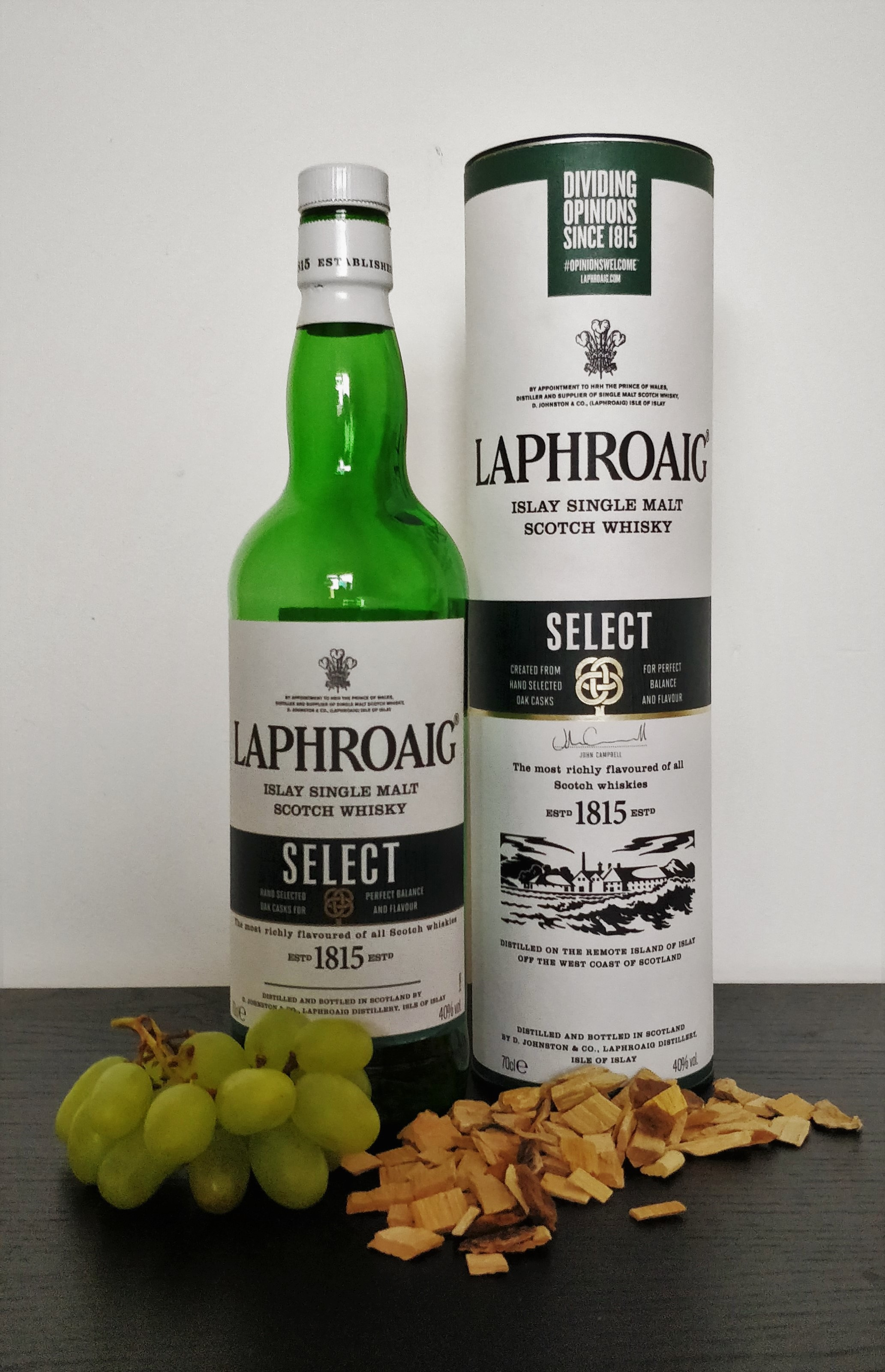 Laphroaig Select 01