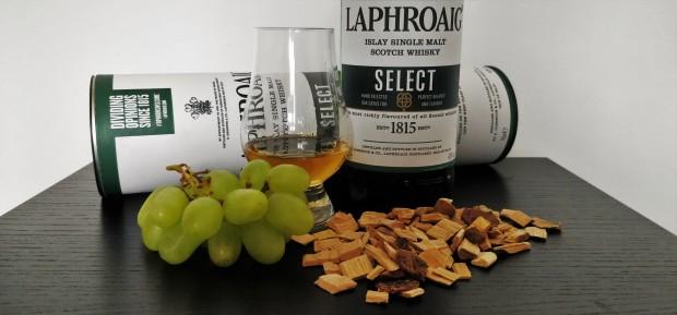 Laphroaig Select 02