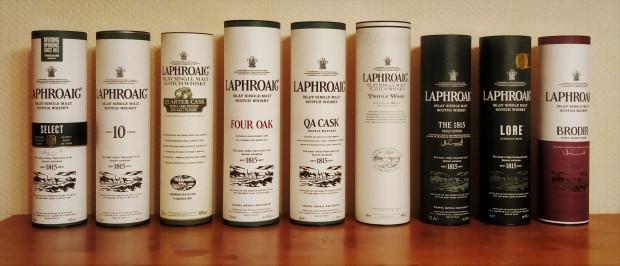 Laphroaig Tasting 02