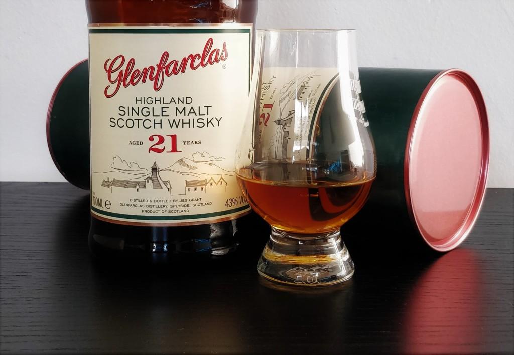 Glenfarclas 21 year old 02