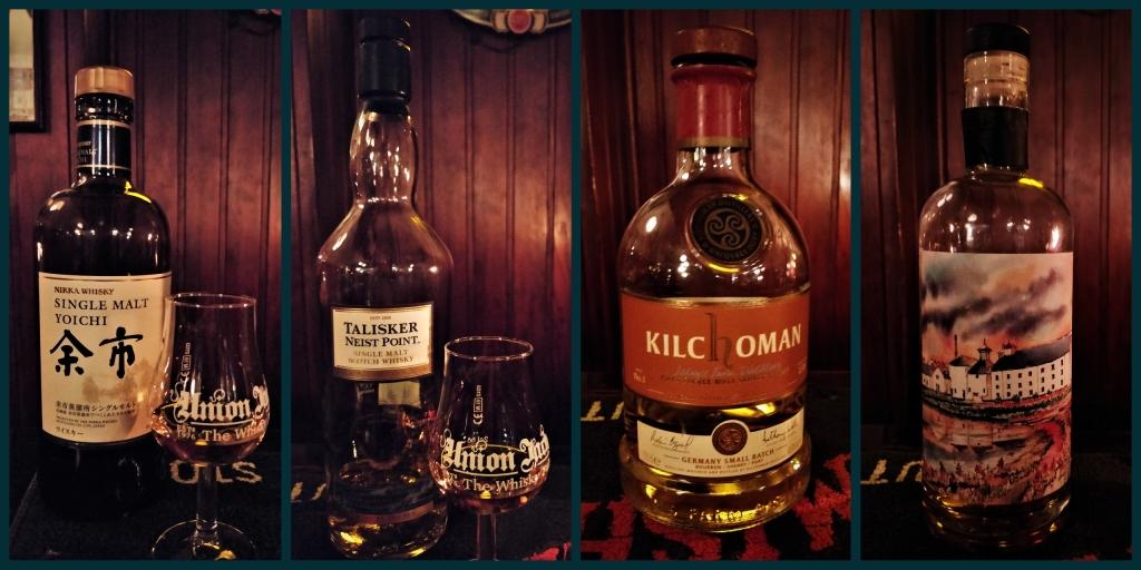 Union Jack Whisky Pub
