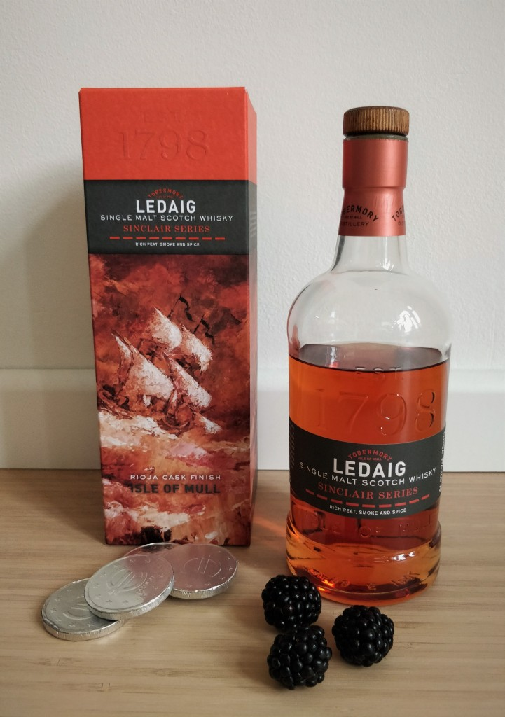 Ledaig Sinclair Series Rioja Cask Finish