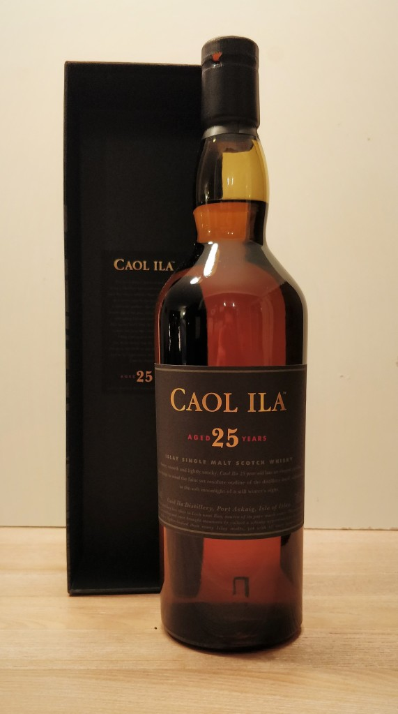 Caol Ila 25 year old review