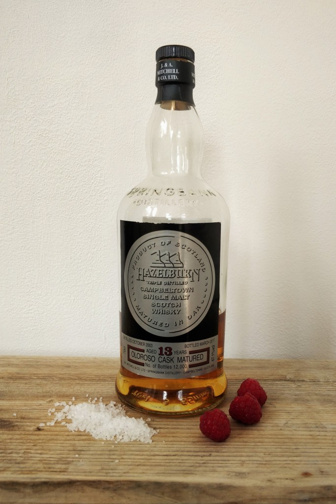 Hazelburn 13 Oloroso Sherry Review