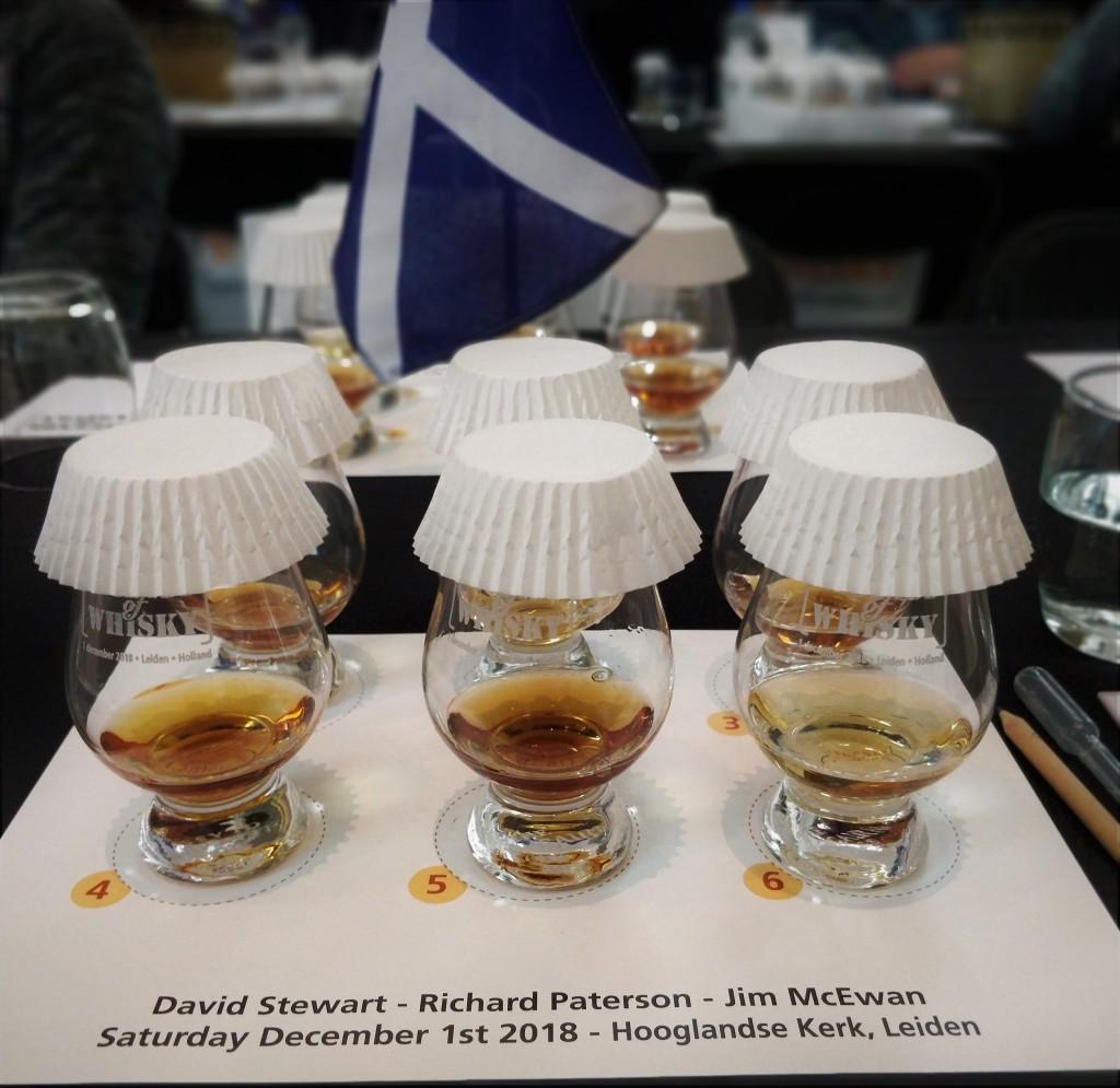 Legends of Whisky Tasting